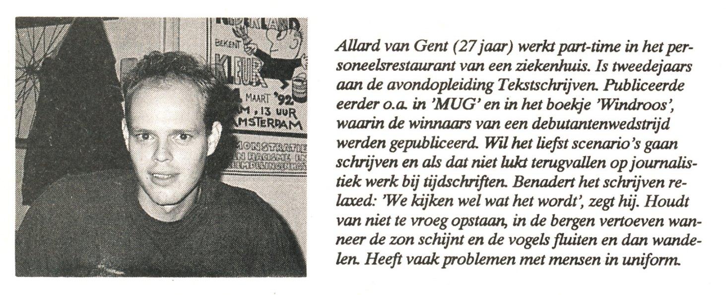 Foto mens &; gevoelens 1993