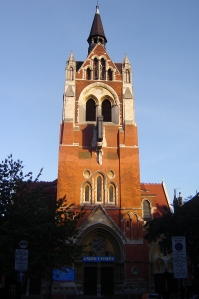 Wikipedia: October, 2006 photo of the Union Chapel
