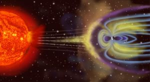 Geomagnetische storm (Foto: Wikipedia)