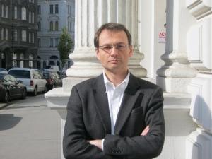 Uitgever Thomas Keul (Ⓒ A. van Gent)