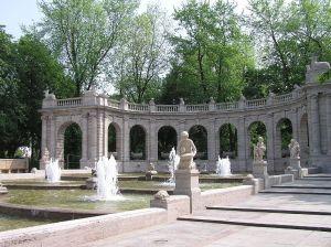 Märchenbrünnen in Volkspark Friedrichshain