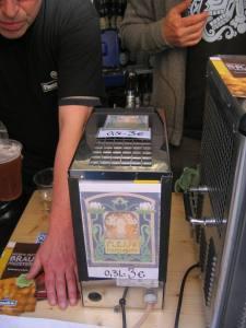 Flessa Manderina van brouwerij FlesseBräu