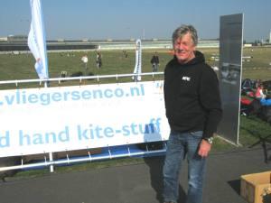 Bert Kardijk van Vliegers & Co en Flyboarden.nl
