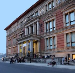 Martin-Gropius-Bau museum in Berlijn