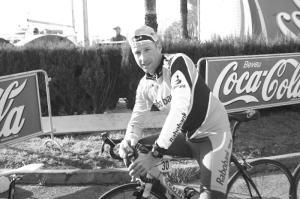 Marc Wauters rijdt de laatste ronde van zijn wielercarrière