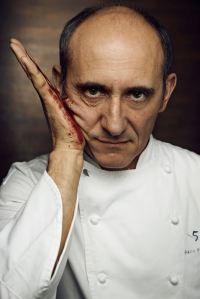 Der katalanische Spitzenkoch kocht zur Berlinale (c) Ben Fuchs Miramar , Cinco , Stue