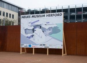 Michael Pohl: Neues Museum Herford, 2015 © Marta Herford, Foto: Hans Schröder