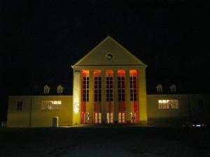 Theatergebouw Hellerau in Dresden