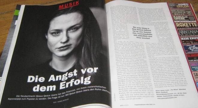 Interview in Zitty BERLIN (tekst: http://ow.ly/Lc5LR)