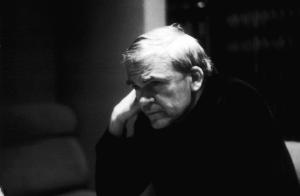 MilanKundera. Foto: Wikipedia (http://commons.wikimedia.org/wiki/File%3AMilan_Kundera.jpg)