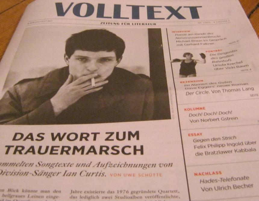 VOLLTEXT, Nr. 1/2015