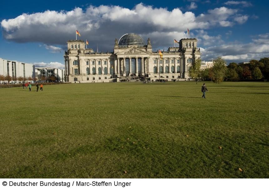 (c) Deutscher Bundestag / Marc-Steffen Unger