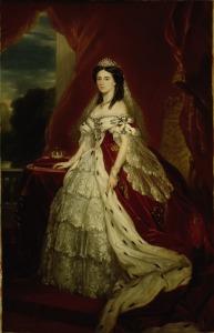 Augusta van Saksen-Weimar-Eisenach (Weimar, 30 september 1811 - Berlijn, 7 januari 1890) was een Duitse prinses uit het Huis Wettin. Foto: Roland Handrick /© SPSG