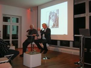 Jan Konst in gesprek met Antoine Verbij.