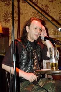 Bert Papenfuß. Foto: Wikipedia