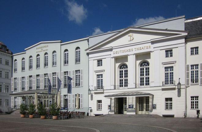 Deutscher Theater in Berlijn. Foto: Wikipedia