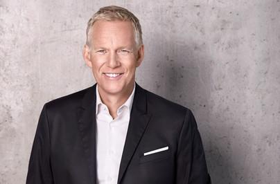 Presentator Johannes B. Kerner. Copyright: ZDF/Marcus Höhn