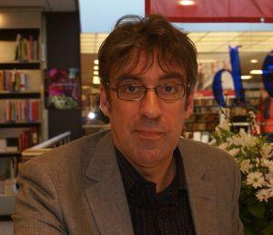 Der Schriftsteller Joost Zwagerman (Foto: Wikipedia)