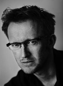 David Van Reybrouck. Foto: © Stephan Vanfleteren