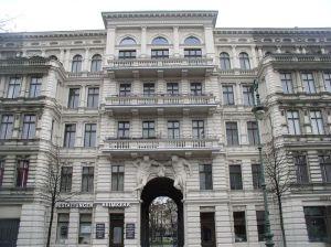 Berlijns stadsdeel wil woningen in Riehmers Hofgarten aan de Yorckstrasse voor vluchtelingen. Foto: Wikipedia