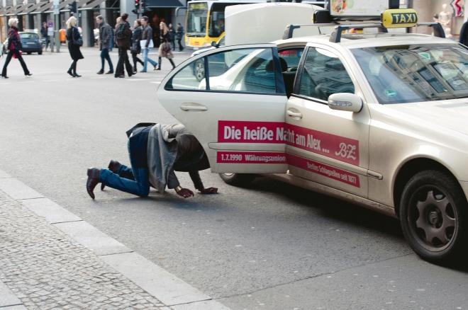 Marga van den Meydenberg 'Taxi' www.meydenberg.com