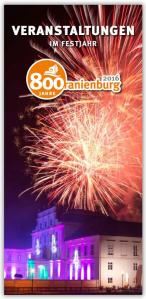 Koningsdag als ludiek cadeau voor jarig Oranienburg