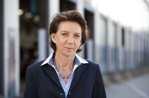 Vera Gäde-Butzlaff, voorzitter van het bestuur van de Gasag Berliner Gaswerke AG