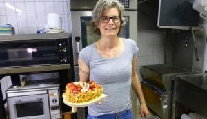 Britta Gaiser-Steeg is de bakkervrouw van Baltrum. © NDR/Video:Arthouse/Jennifer Gunia,
