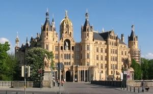 Schweriner Schloss)