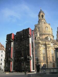 Neumarkt Dresden (foto: © Allard van Gent)