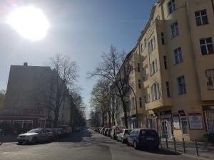 Stil op straat (Esienacher Straße)