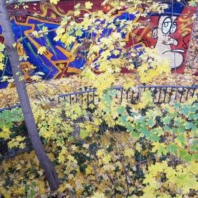 Wandeling Berlijn Schöneberg 29.11.2020